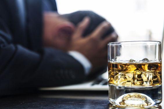 хронический алкоголизм фото
