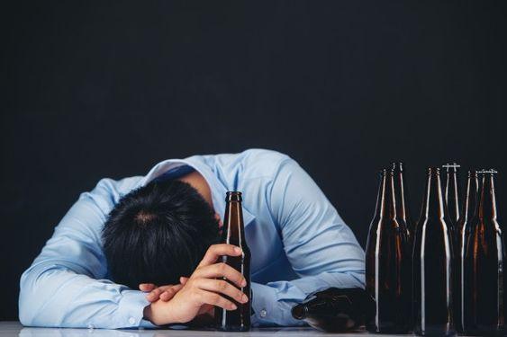 пивной алкоголизм фото